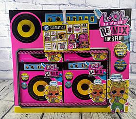 """Игровой набор L.O.L SURPRISE! W1 серии Remix Hairflip"""" - Музыкальный сюрприз"""" 566960 L.O.LSurprise"""