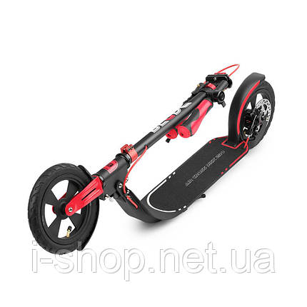 Самокат Blade Sport Air Cross Disk 230, black/red, фото 2