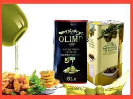 Оливкова олія 5 л. ж/б