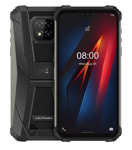 Смартфон  Ulefone ARMOR 8 4/64Gb NFC black