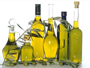 Оливкова олія скло