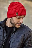 Мужские шапки Brexton Бенджи цвет красный
