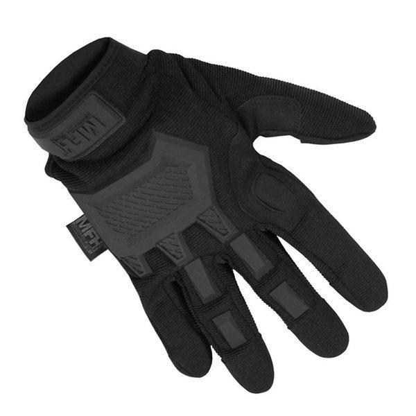 MFH - Action Gloves - Black - 15843A