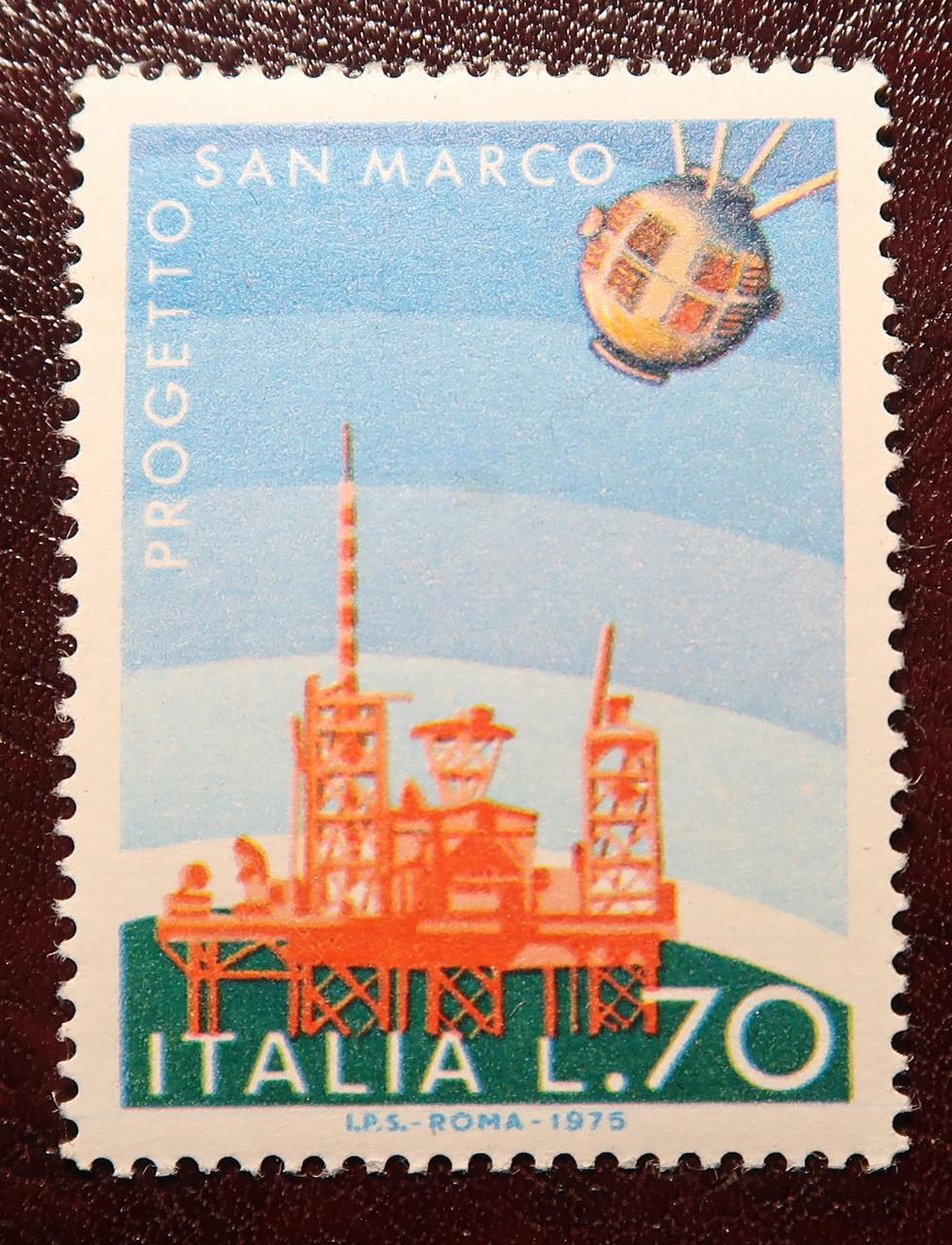 """""""Проект Сан Марко"""" Roma 1975год."""
