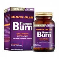 Диетическая добавка для быстрого похудения QS THERMO BURN NUTRAXIN, 60 таблеток