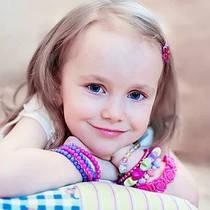 Дитячі ювелірні прикраси