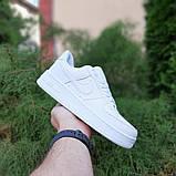 Женские кроссовки Nike Air Force 1 Белые, фото 7