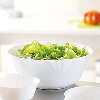 Великий білий салатник Luminarc Cadix 240 мм (P4164)