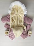 Детские зимние комбинезоны для девочек, фото 6
