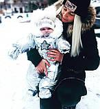 Детские зимние комбинезоны для девочек, фото 10