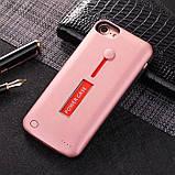 Чехол Smart Battery Case для Apple iPhone 6/7/8 Plus 5800 mAh, фото 7