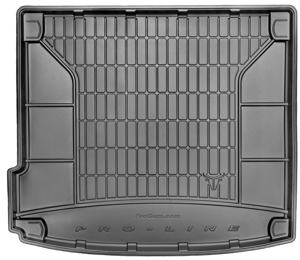 Коврик в багажник BMW X6 E71 2008-2014 Frogum Pro-Line TM548867