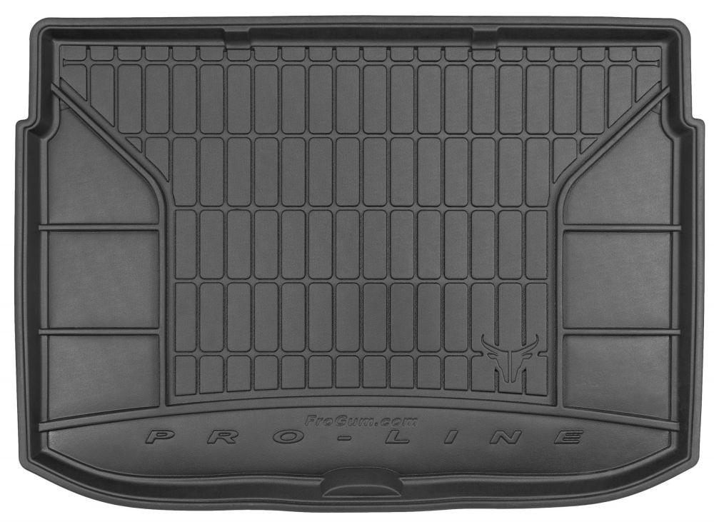 Коврик в багажник Citroen C3 Picasso 2009-2017 низ Frogum Pro-Line TM549864