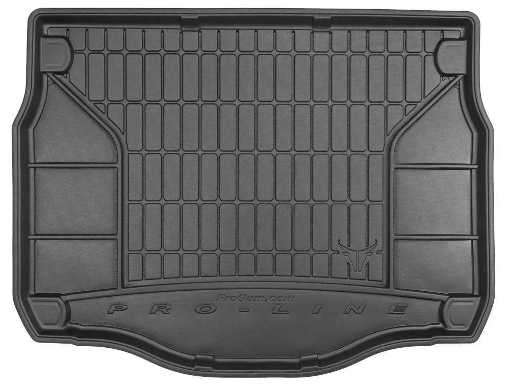 Коврик в багажник Citroen C4 Cactus 2014- Frogum Pro-Line TM549888