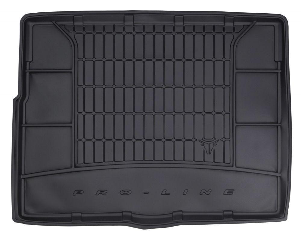 Коврик в багажник Citroen C4 Picasso II 2013-2019 без полички Frogum Pro-Line TM402942