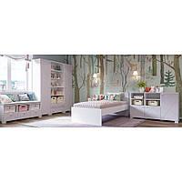 Комплект підліткової мебелі Х-Скаут-6 рожевий мат