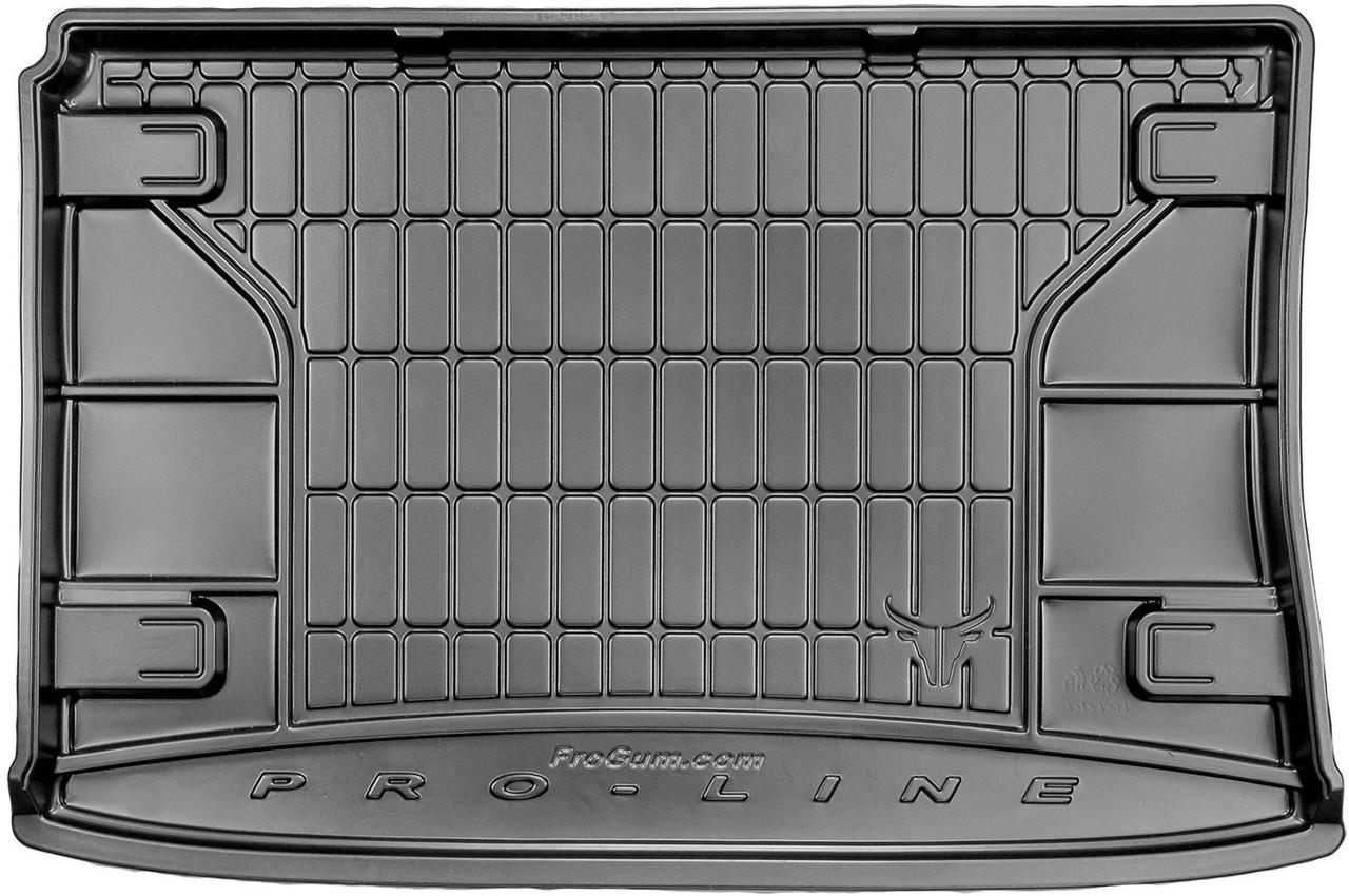 Коврик в багажник Fiat Fiorino 5per 2007-2017 Frogum Pro-Line TM548539