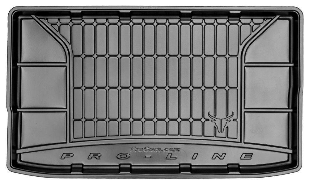 Коврик в багажник Ford B-Max 5d 2012-2017 нижня пол Frogum Pro-Line TM548843