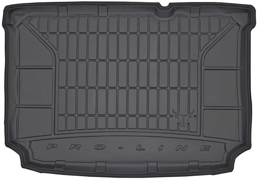 Коврик в багажник Ford Fiesta Mk VII 5d 2017- Frogum Pro-Line TM404960