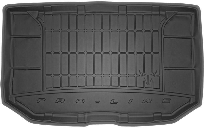 Коврик в багажник Ford Fiesta Mk VII Active Hatchback 5d 2017- верхFrogum Pro-Line TM404991