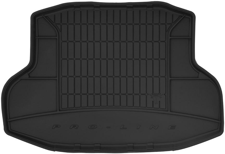 Коврик в багажник Honda Civic X 4d Sedan 2017-  один рівень баг. Frogum Pro-Line TM403581