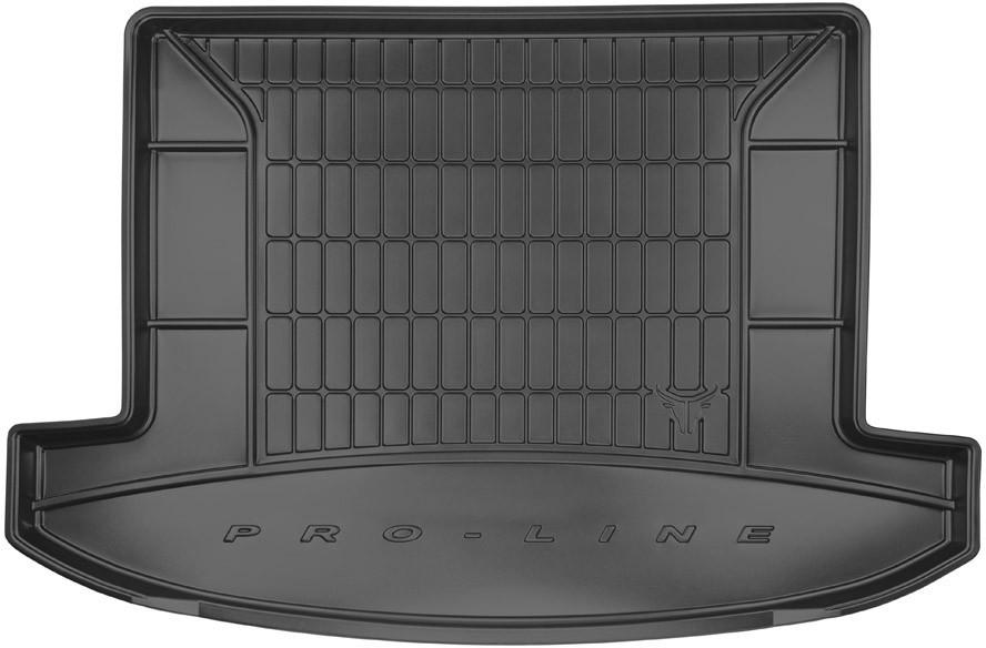 Коврик в багажник KIA Carens III 7 місць 2013-2018 склад.3й ряд Frogum Pro-Line TM549512