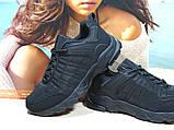 Мужские термо - кроссовки Yike waterproof черные 45 р., фото 2