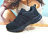 Мужские термо - кроссовки Yike waterproof черные 45 р., фото 3