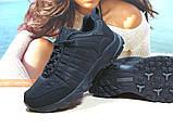 Мужские термо - кроссовки Yike waterproof черные 45 р., фото 4