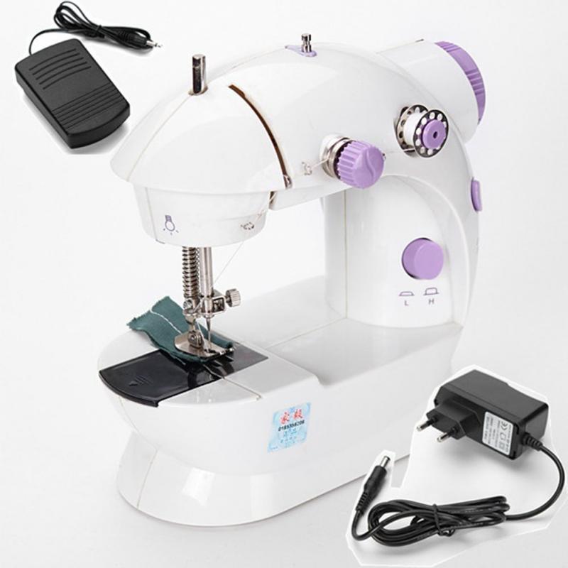 Мини швейная машинка 2 в 1 FHSM-201 Saving machine