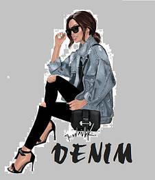 DENIM. Стильные модели из джинса