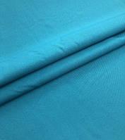 Габардин (ш 150 см) цвет тёмная бирюза, 100% полиэстер для штор,украшения залов, пошива формы.