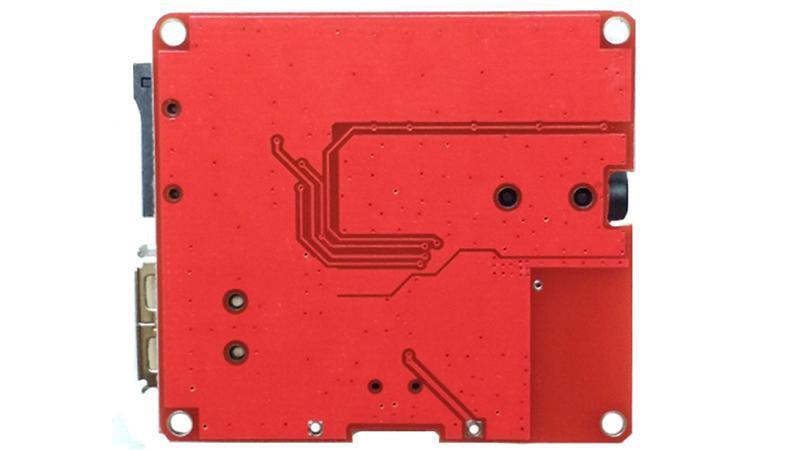 Модуль декодер MP3 Bluetooth 4.1 аудио приемник с USB (15871) 2