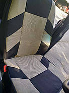 Авточехлы Citroen C 1 с 2005 г цельн. бежевые, фото 2