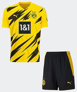 Футбольна форма Боруссія Дортмунд (Borussia Dortmund), домашня сезон 20/21