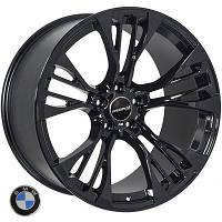 ZF TL765 R21 W10 PCD5x120 ET40 DIA74.1 Black