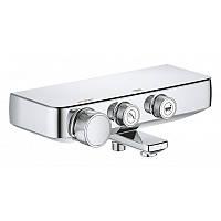 Смеситель термостатический для ванны Grohe Grohtherm SmartControl 34718000