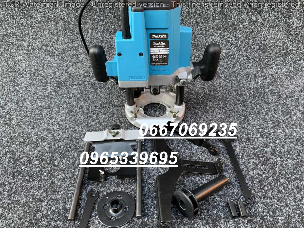 Профессиональный фрезер Makita RP0900 900 W