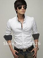Повседневная мужская рубашка, фото 1