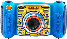 Детский фотоаппарат Vtech Kidizoom Camera Pix с видео записью, голубой. Оригинал из США