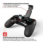 Беспроводной геймпад джойстик iPega PG-9078 для смартфонов PC TV VR Box PS3 Android/iOS, фото 5