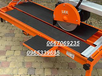 Плиткорез LEX LXTC250 2 кВт Настольный резак для плитки, рез 1020 мм