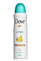 Антиперспирант-аэрозоль Go Fresh с ароматом Груши и Алоэ вера 150мл - Dove