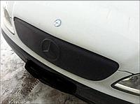 "Зимова накладка Mercedes Vito-Viano W639 2004-2010 на решітку радіатора матова ""FLY"""