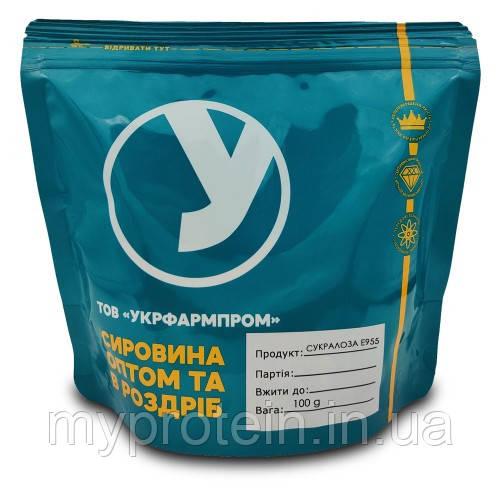 Сукралоза Е955 (100 грамм) на развес
