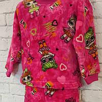 Пижама детская,р 98,104,110. теплая, фото 1