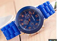 Женские наручные часы GENEVA синего цвета