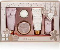 Подарочный новогодний СПА-набор для купания и тела. Английский бренд Style & Grace Оригинал из Англии