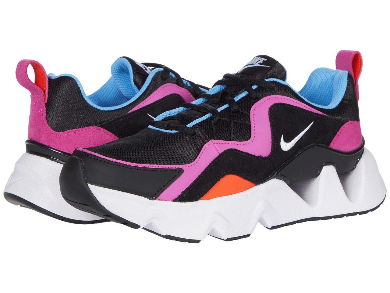 Кроссовки/Кеды (Оригинал) Nike RYZ 365 Black/White/Fire Pink/Team Orange