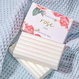 Подарочный набор Спа-косметики для тела с маслом розы BODY & EARTH Оригинал из Англии, фото 7